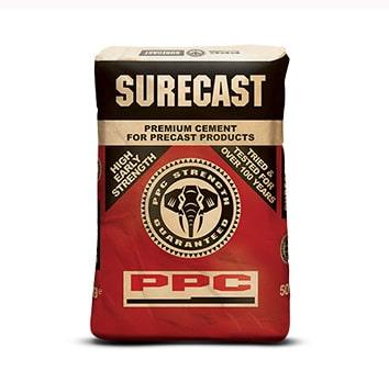 PPC Surecast in Zimbabwe