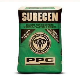 PPC Cement in Zimbabwe
